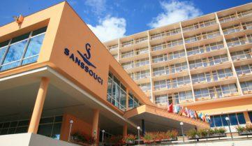 Отель Spa Resort Sanssouci 4, Карловы Вары