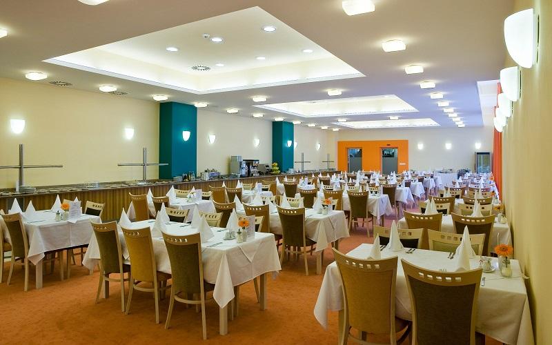 Ресторан отеля Spa Resort Sanssouci 4*, Карловы Вары