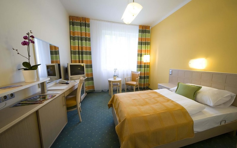 Номер в отеле Spa Resort Sanssouci 4*, Карловы Вары