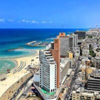МАУ презентует авиарейс Запорожье — Тель-Авив