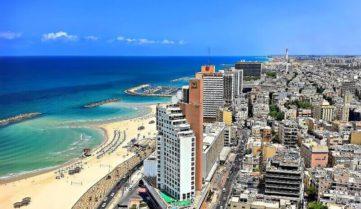МАУ презентует авиарейс Запорожье – Тель-Авив