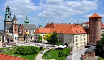 Замок, Тур выходного дня в Краков