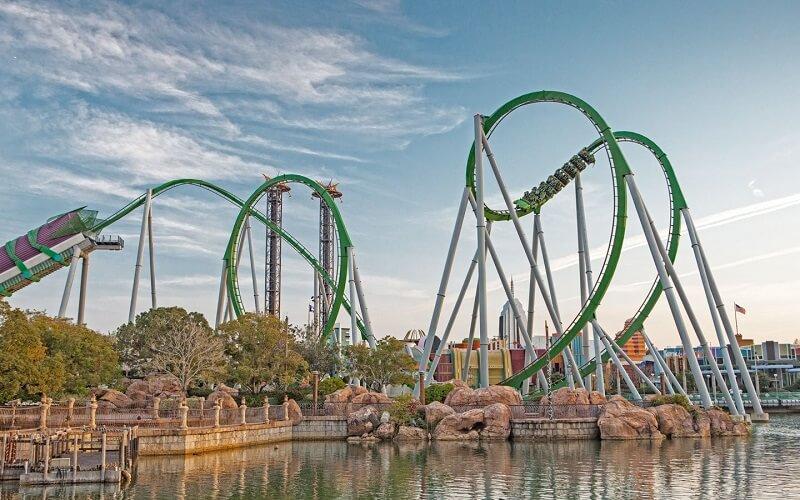Парк Universal Studios, США