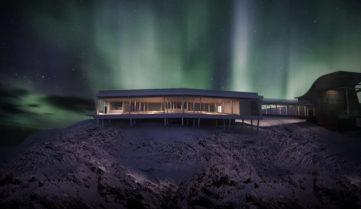 В Норвегии можно будет попасть в небо… на лифте!