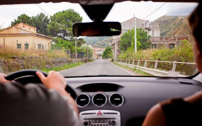 исправность автомобиля в поездке