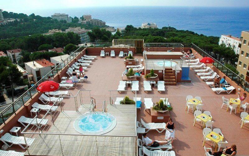 Відпочинок в готелі Molinos Park 3 *, Коста Дорада