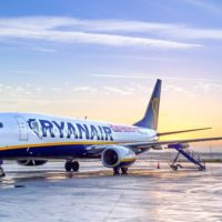 Лоукостер Ryanair виходить на українські маршрути!