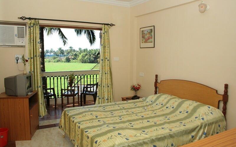 Номер в готелі Alagoa Resort 2*, Південний Гоа