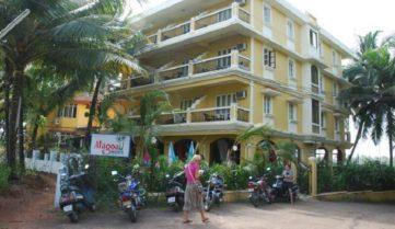 Горящий тур в отель Alagoa Resort 2*, Южный Гоа, Индия