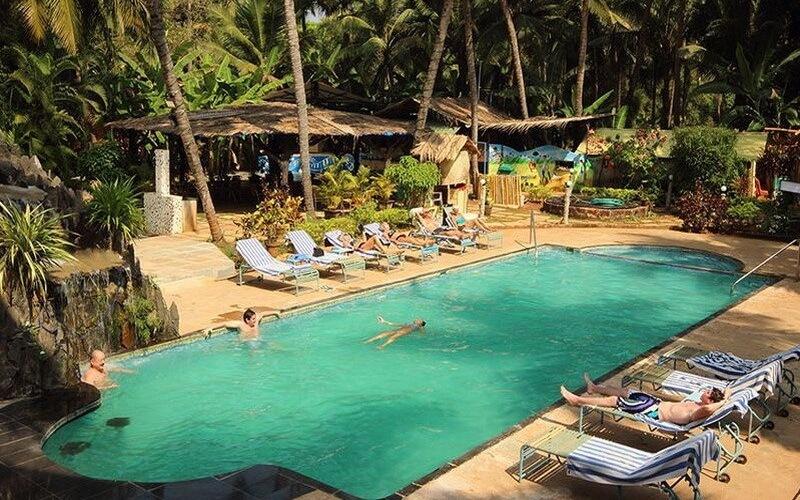 Готель Alagoa Resort 2*, Південний Гоа, Індія