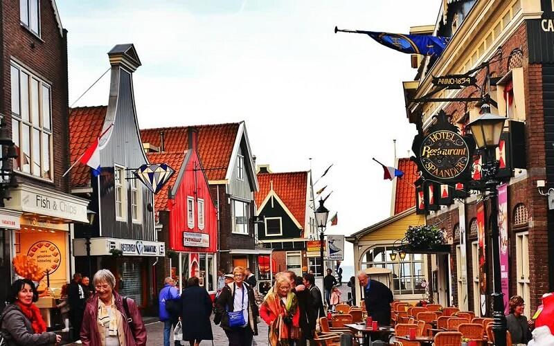 Магазины, Нидерланды