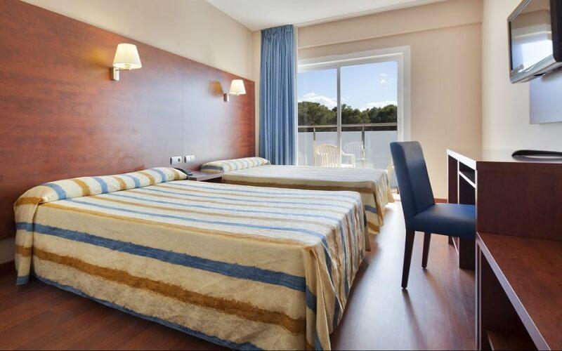 Номер у готелі Best Cap Salou 3*, Коста Дорада, Іспанія