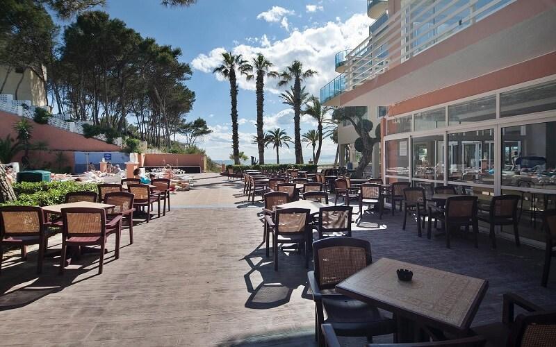 Ресторан у готелі Best Cap Salou 3*, Коста Дорада