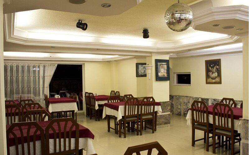 Ресторан в готелі Bodensee Hotel 3*, Анталія, Туреччина