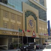 Гарячий тур в Crystal Plaza Hotel Sharjah 2*, Шарджа, ОАЕ