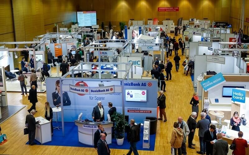 Gewinn-Messe 2017 — Международная выставка финансов