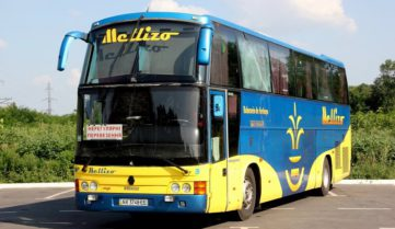 С апреля автобусы Харьков — Щецин — Харьков ездят чаще