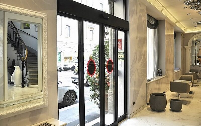 Hotel Demidoff Milan 3