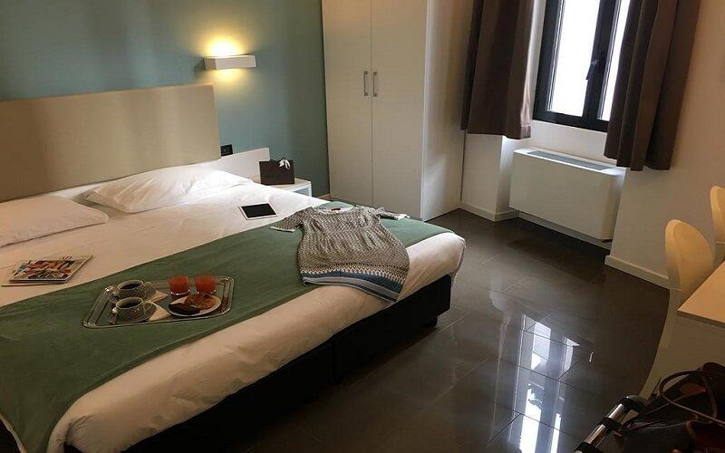 Номер в Hotel Demidoff Milan 3