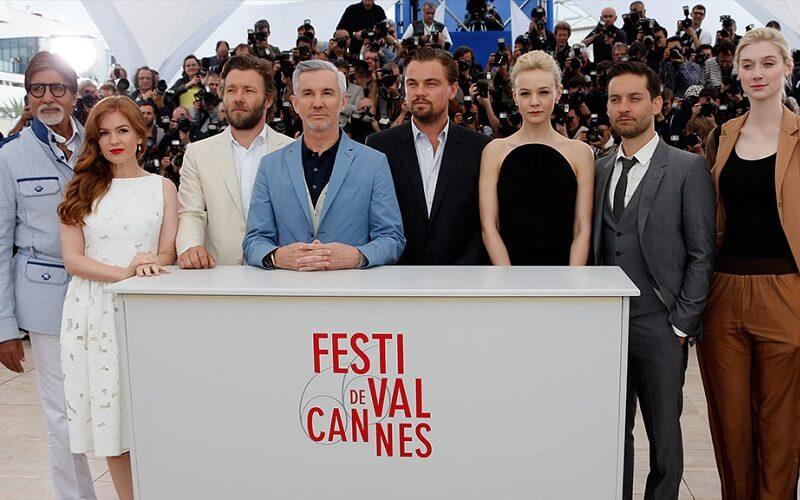 Каннский фестиваль - представители фильмов