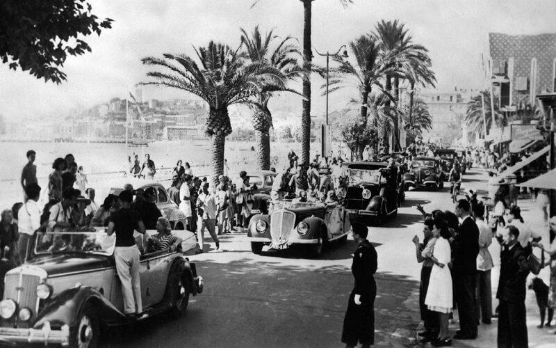 Каннский фестиваль 1947 года