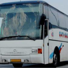 Автобус Харьков - Гдыня
