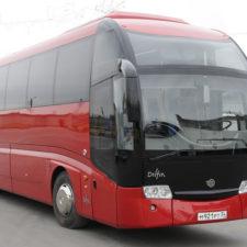 Возобновлен автобусный рейс Харьков - Воронеж