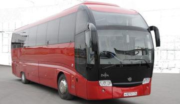 Возобновлен автобусный рейс Харьков – Воронеж