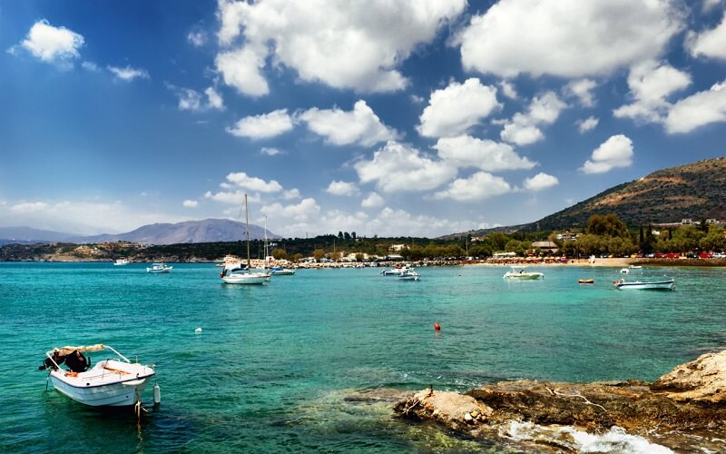 Крит - пляжі