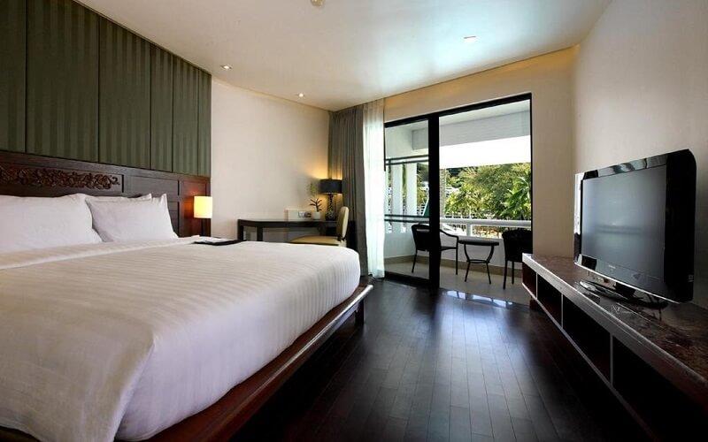 Номер в отеле Le Meridien Phuket Beach Resort 5*, о. Пхукет