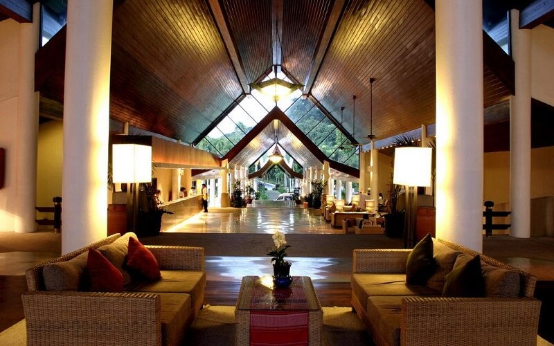Отель Le Meridien Phuket Beach Resort 5*, Таиланд