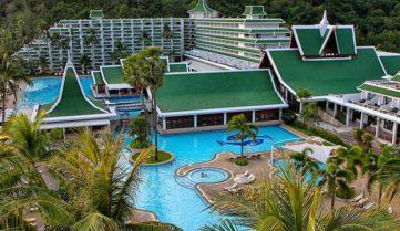 Горящий тур в отель Le Meridien Phuket Beach Resort 5*, о. Пхукет, Таиланд