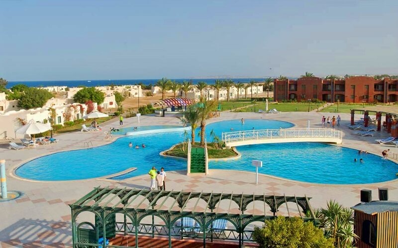 Готель Magawish Village & Resort 4*, Хургада, Єгипет