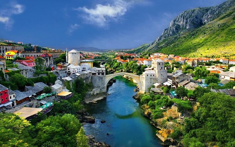 Мостар - крепость
