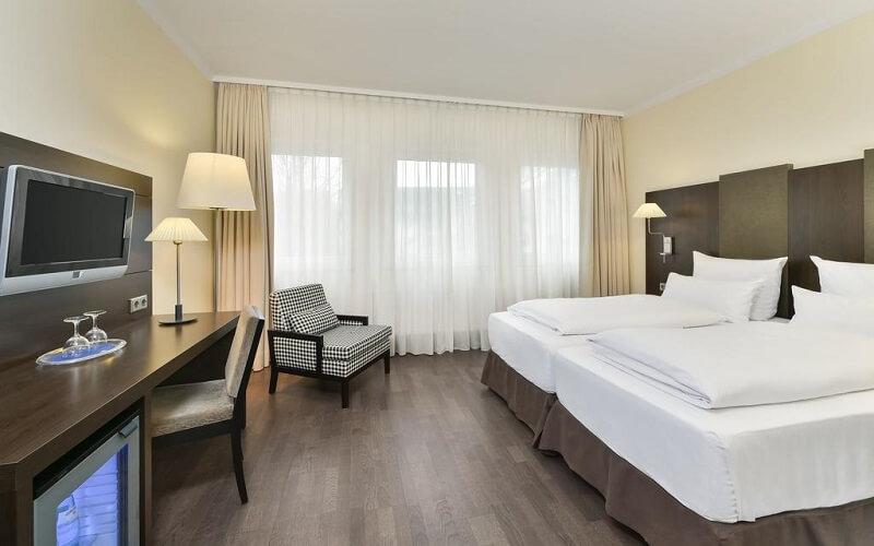 Номер в отеле NH Munchen City Sud 3*, Мюнхен, Германия