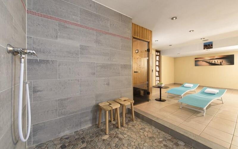 Спа-центр в отеле NH Munchen City Sud 3*, Мюнхен, Германия