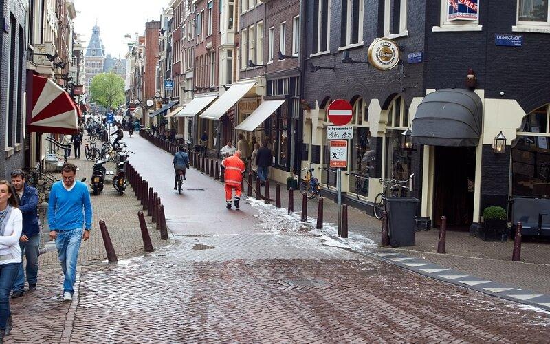Улицы Нидерландов