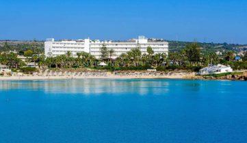 Горящий тур в отель Nissi Beach Resort 4*, Айя Напа, Кипр
