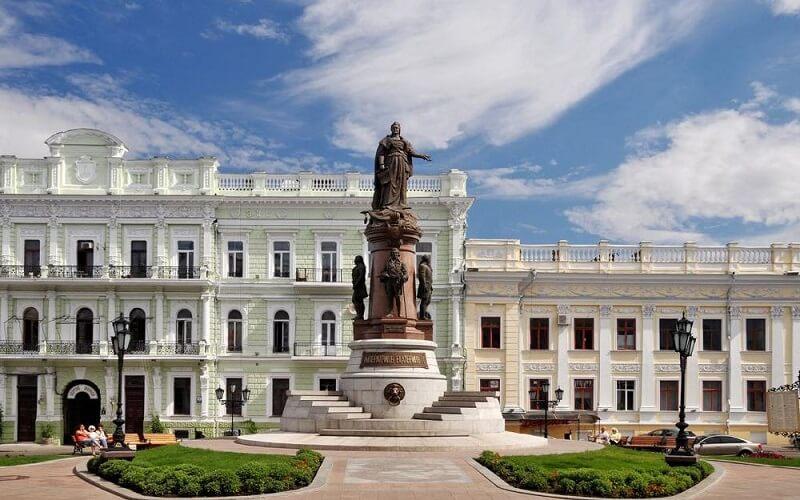 Памятники Одессы