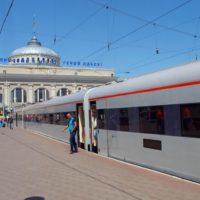 Интерсити Дарница — Одесса