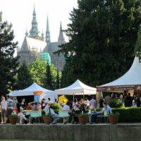 26 — 28 мая Прага приглашает на гастрономический фестиваль