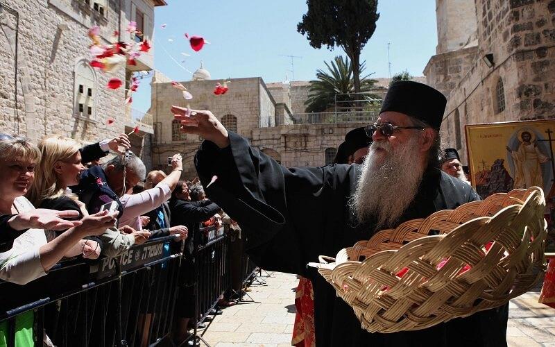 Великдень у Греції