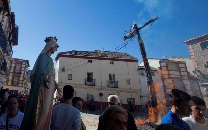 Великодні традиції в Іспанії