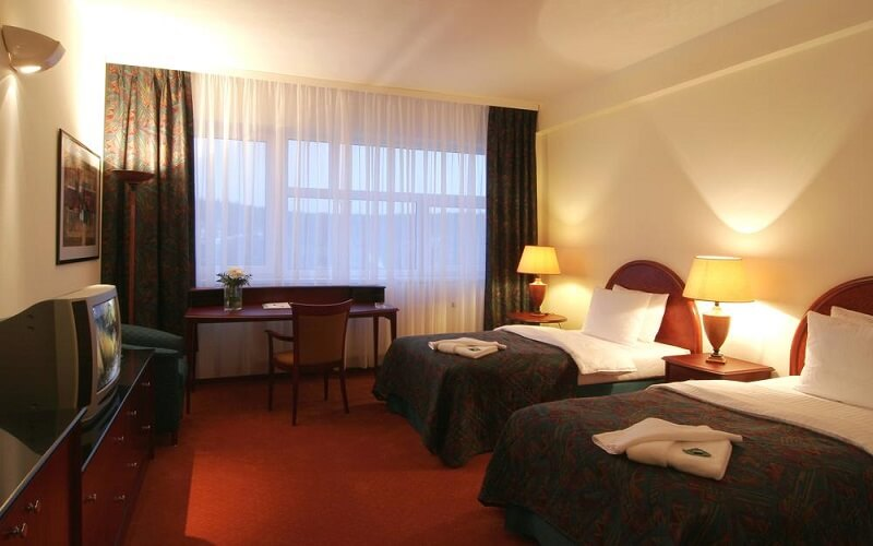 Номер в отеле Rezidence Emmy 4*, Прага