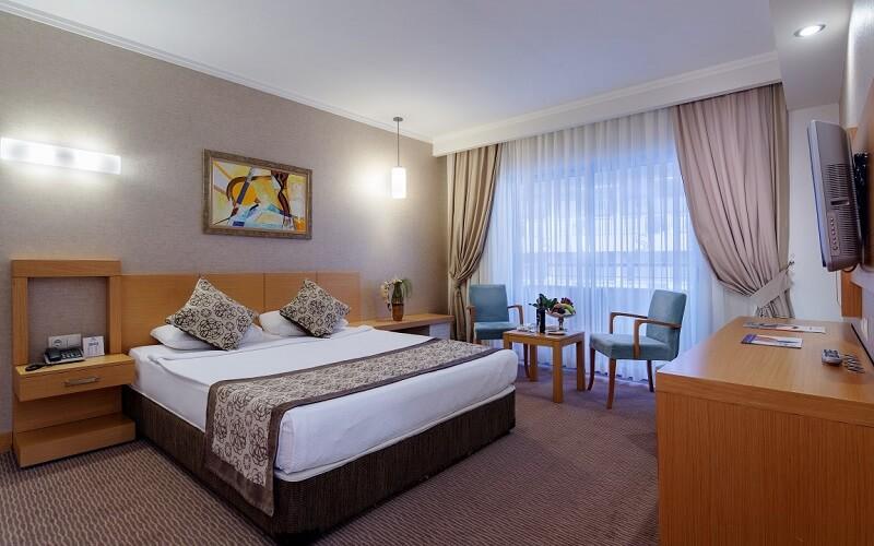 Номер в отеле Saphir Resort & Spa 5*, Турция