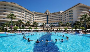 Тур в отель Saphir Resort & Spa 5*, Турция