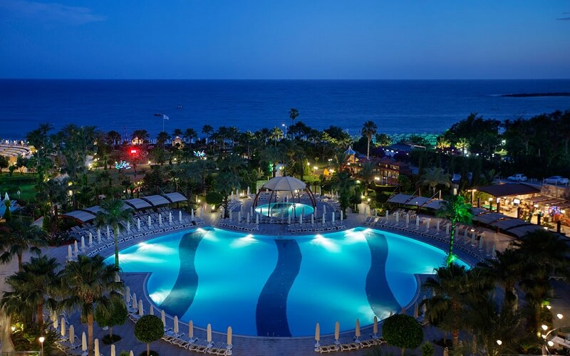 Гарячий тур в Туреччину, готель Saphir Resort & Spa 5*, Аланья