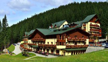Горящий ткр в отель Ski & Wellness Residence Druzba 4*, Ясна, Словакия