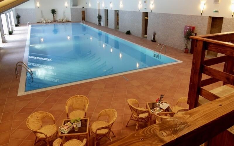 Спа-центр в готелі Ski & Wellness Residence Druzba 4*, Ясна, Словаччина