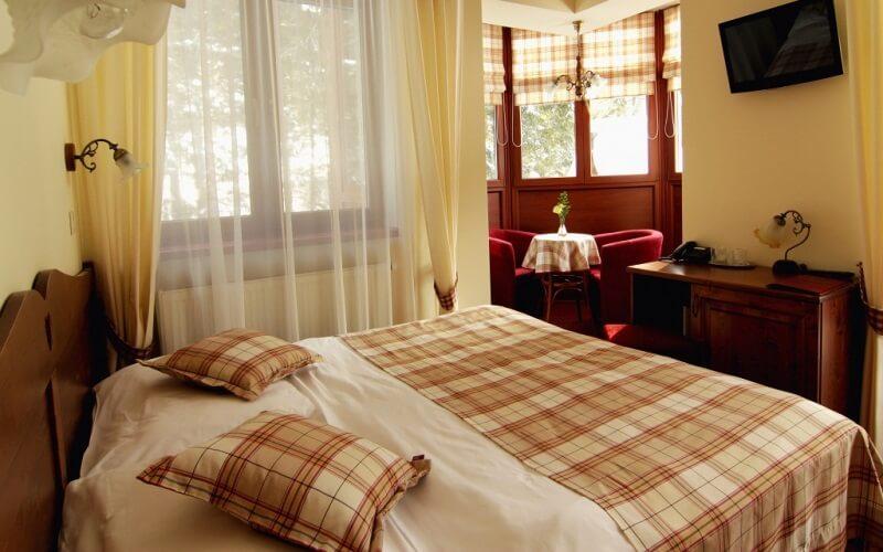 Номер в готелі Ski & Wellness Residence Druzba 4*, Ясна, Словаччина